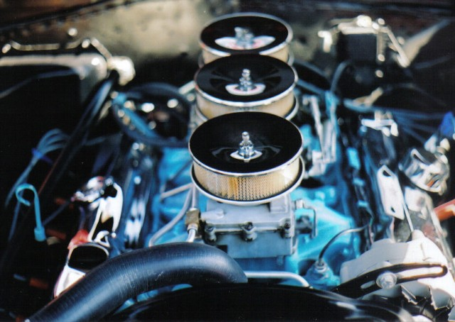 Definitions of HORSEPOWER and ENGINE DISPLACEMENT