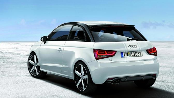 Audi A1: The Luxury City Car