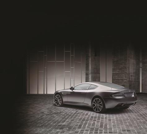 DB9 GT Bond Edition Rear