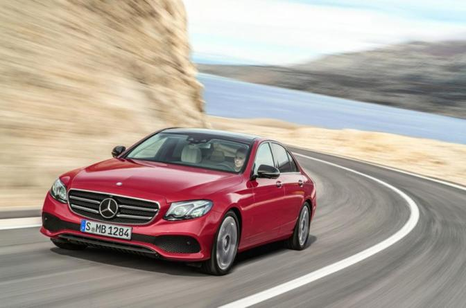 2016 Mercedes-Benz E Class Revealed