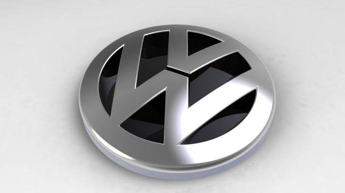 The History of Volkswagen and its Logo